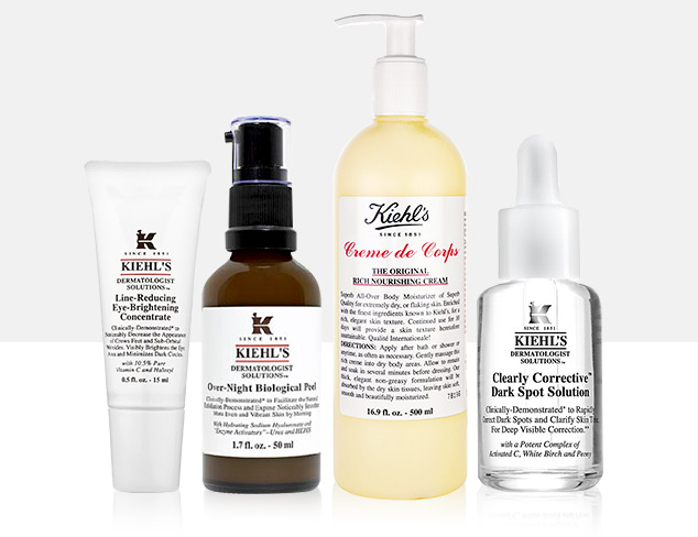 Skincare Best Sellers: Kiehl's & More at MYHABIT