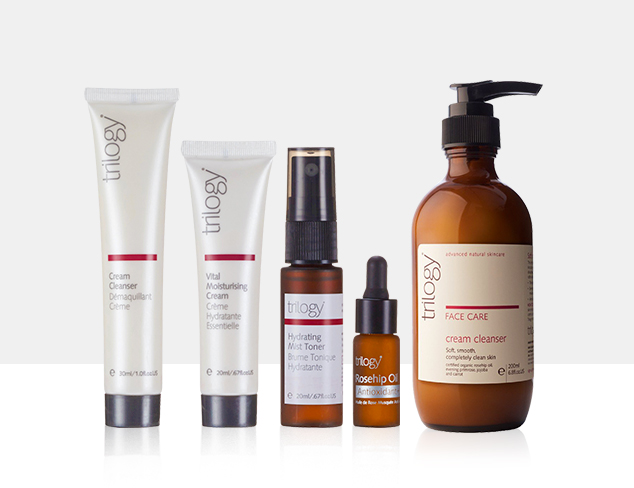 Skincare for Face & Body feat. Trilogy at MYHABIT