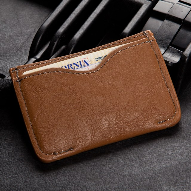 Men In Cities Slim Wallet