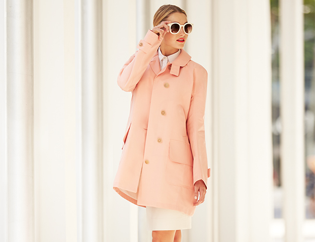 Spring Checklist: The Classic Trench at MYHABIT