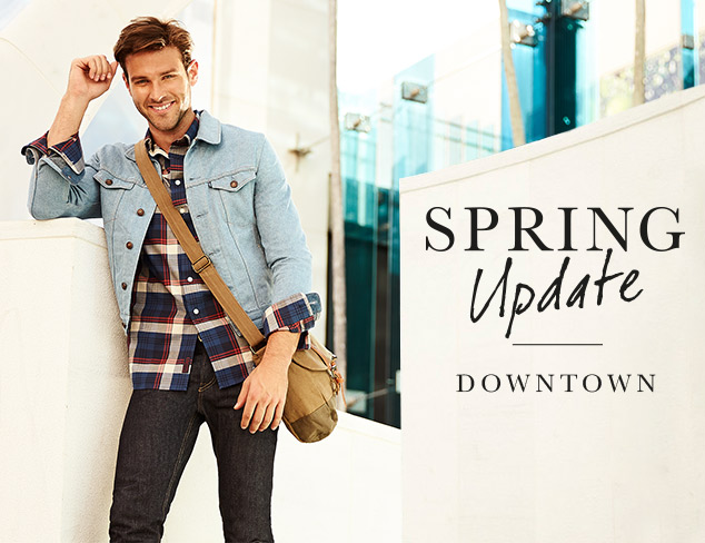 Spring Update: Downtown Cool at MYHABIT