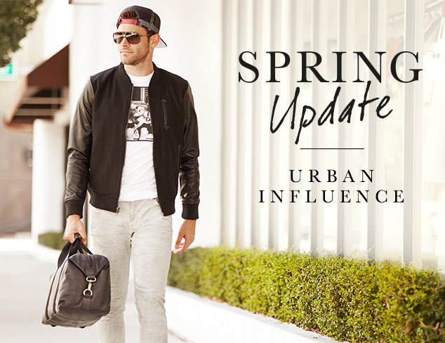 Spring Update: Urban Influence at MYHABIT