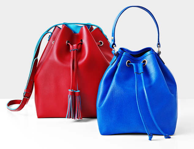 Spring's Most Wanted: The Bucket Bag at MYHABIT