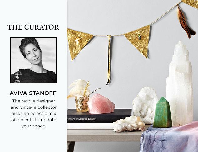 The Curator: Aviva Stanoff at MYHABIT