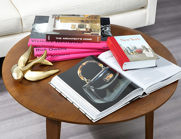 The Engaging Coffee Table: Books & More at MYHABIT