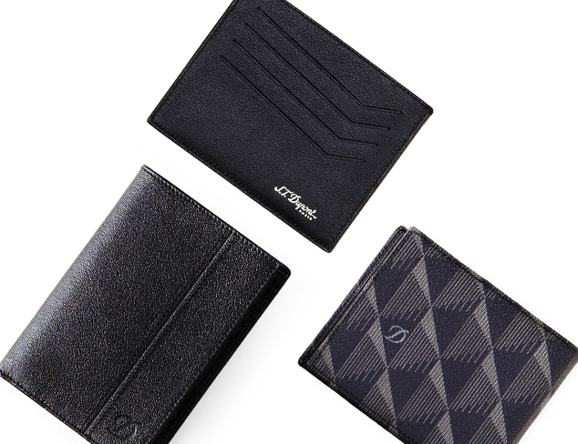 The Perfect Wallet feat. Burberry at MYHABIT