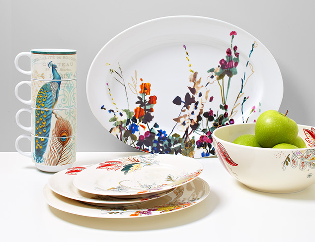 The Spring Table: Dishes & Serveware at MYHABIT