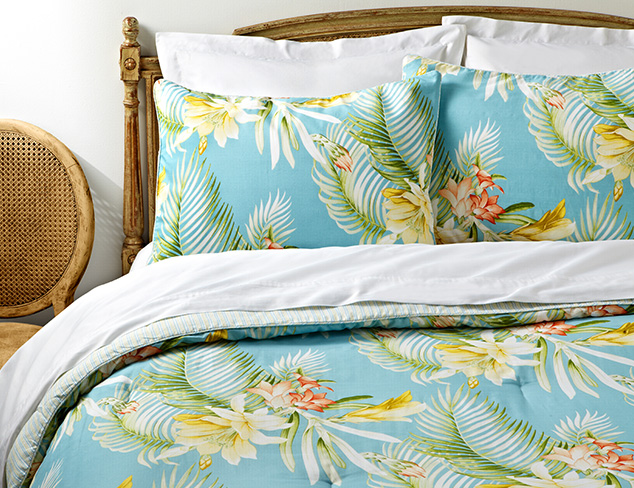 Tommy Bahama Bedding & Bath at MYHABIT