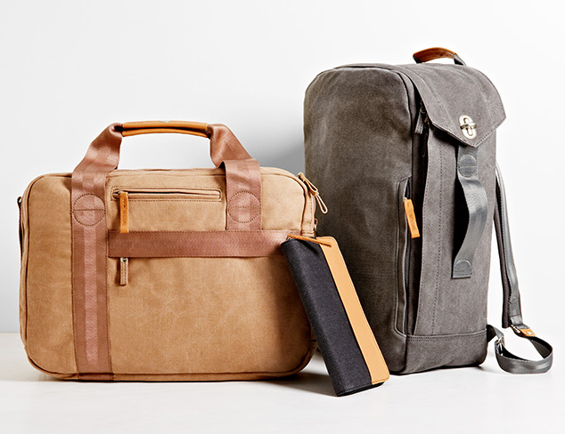 Travel Ready: Bags & Accessories at MYHABIT