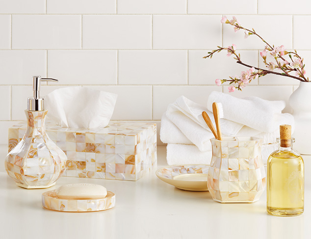 Under $39: Bathroom Accessories at MYHABIT