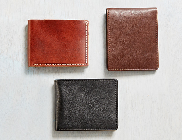 Up to 75% Off: Wallets & Travel Accessories at MYHABIT