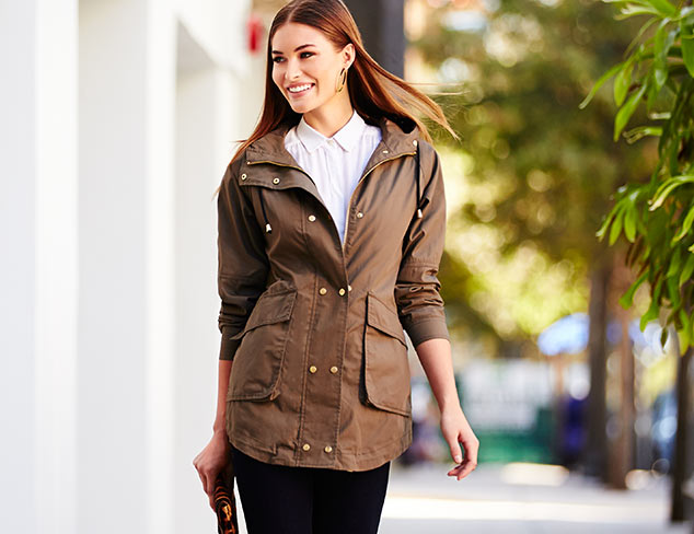 Vince Camuto Spring Outerwear at MYHABIT