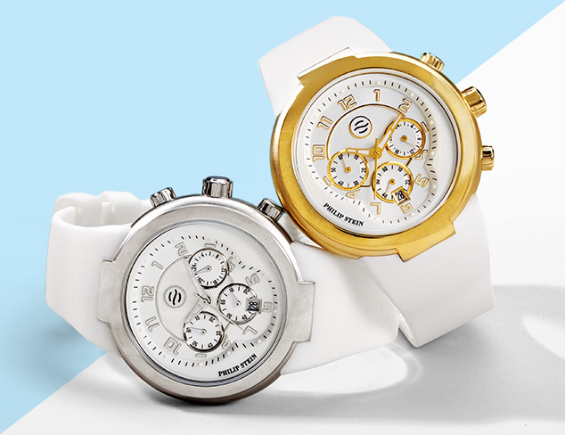 Watches feat. Philip Stein at MYHABIT
