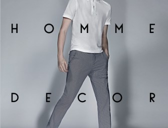 Homme Decor: Spring Essentials to Complete your Style