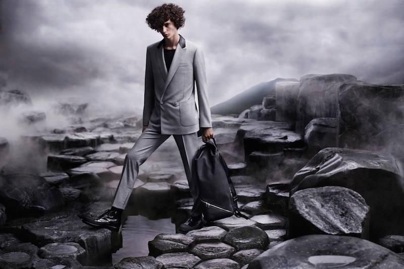 Balenciaga Men Spring Summer 2015 Campaign_3