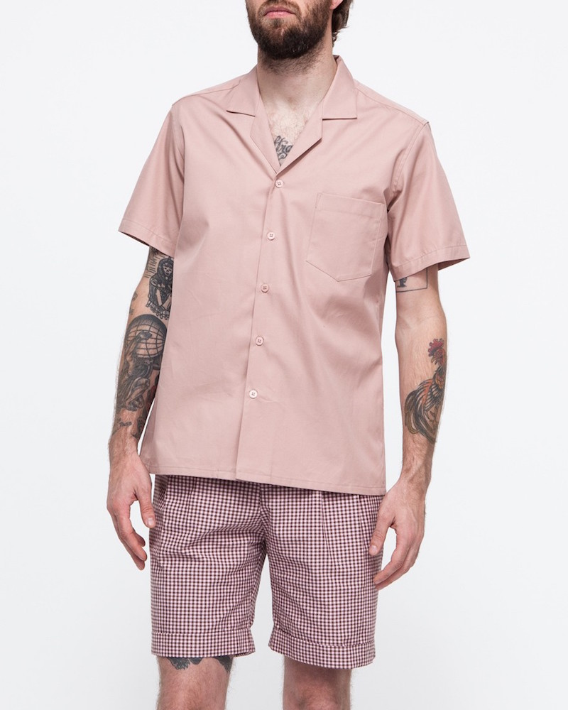 Proper Gang Lapel Shirt
