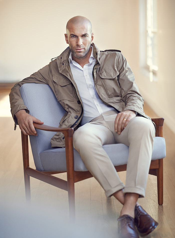 Zidane for MANGO Man Spring Summer 2015_6