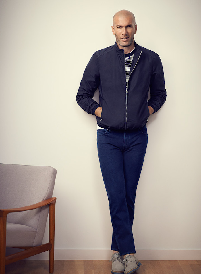 Zidane for MANGO Man Spring Summer 2015_9