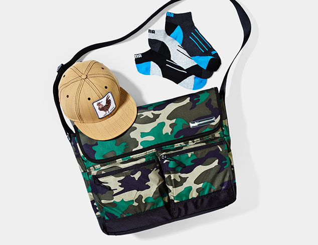 Activewear Essentials: Accessories at MYHABIT