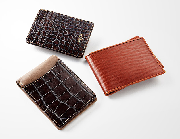 Best of Wallets feat. Bosca at MYHABIT