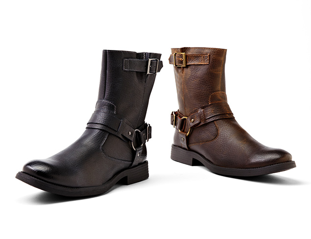 Camp Out: Rugged Boots at MYHABIT