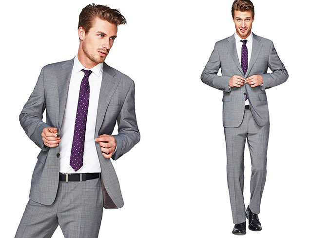 Canali Suiting at MYHABIT