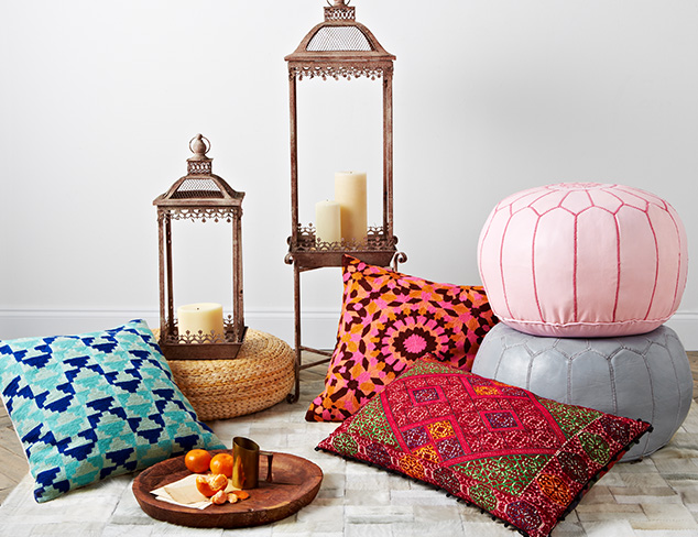 Casbah Collective: Accents & Décor at MYHABIT