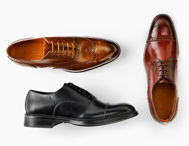 Complete the Suit: Oxfords & Loafers at MYHABIT