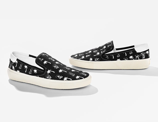 Designer Sneakers feat. Saint Laurent at MYHABIT