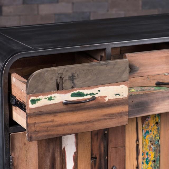 Artemano Four Door + Four Drawer Sideboard