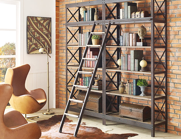Furniture Feature Last Look: Shelving at MYHABIT