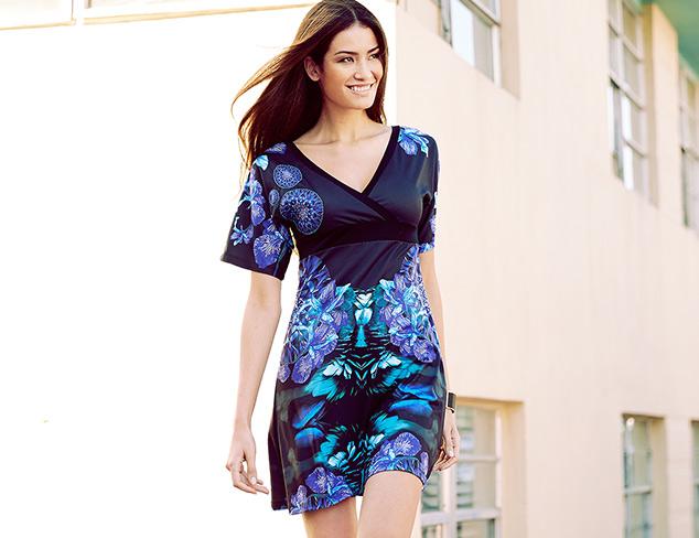 Garden Party: Floral Print Dresses at MYHABIT