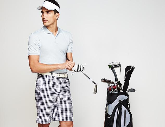 Get Active: Izod Golf at MYHABIT