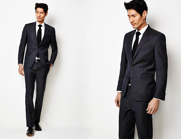 Kenneth Cole NEW YORK Suiting at MYHABIT