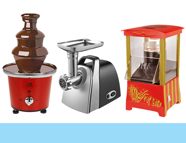 Kitchen Electrics: Coffeemakers, Coolers & More at MYHABIT