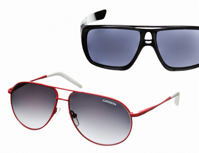 Made in the Shade: Carerra, Oakley & More at MYHABIT