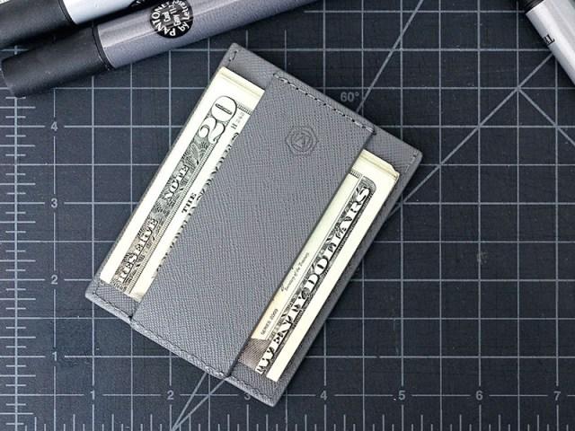 Minimalist Wallet by CAPSULE_3