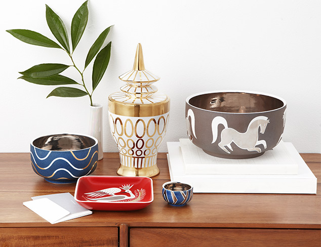 New to MyHabit: Waylande Gregory Tabletop & Décor at MYHABIT