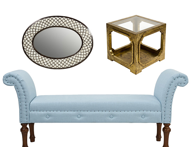 Opulent Accents feat. Jamie Young at MYHABIT