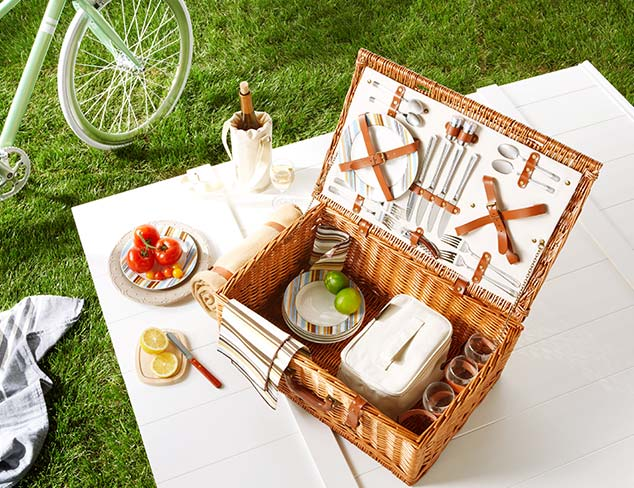 Outdoor Entertaining: Go On a Picnic at MYHABIT