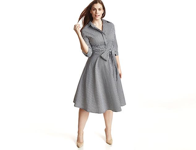 Plus Size: Melissa Masse Shirtdresses at MYHABIT