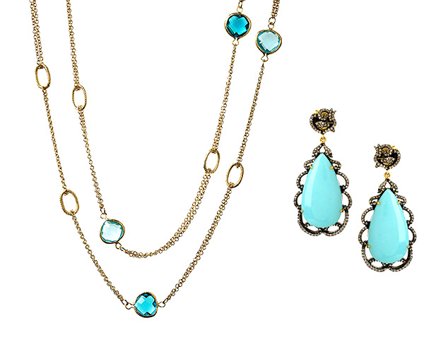 Pretty Pastels: Jewelry at MYHABIT