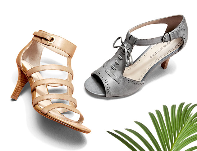Shop by Height: Low & Mid Heels at MYHABIT