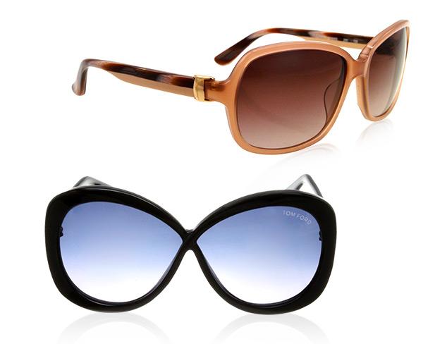 Shop by Shape: Oversize Sunglasses at MYHABIT
