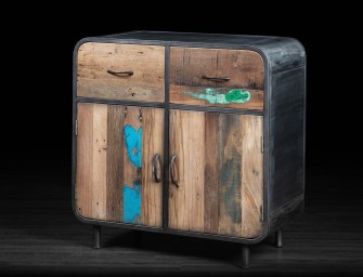 Artemano Salvaged Wood Furnishings Furniture Collection