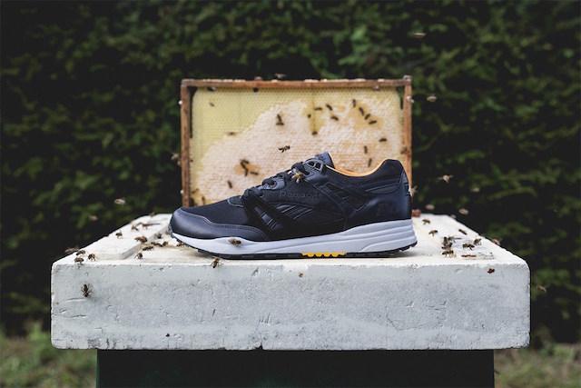 Sneakersnstuff x Reebok Ventilator Bees & Honey_1