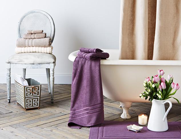 Spring Refresh: Parisian-Inspired Bathroom at MYHABIT