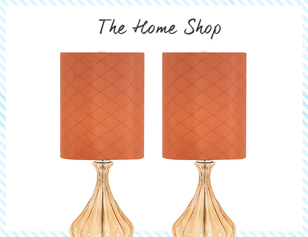 The Home Shop: Lighting at MYHABIT