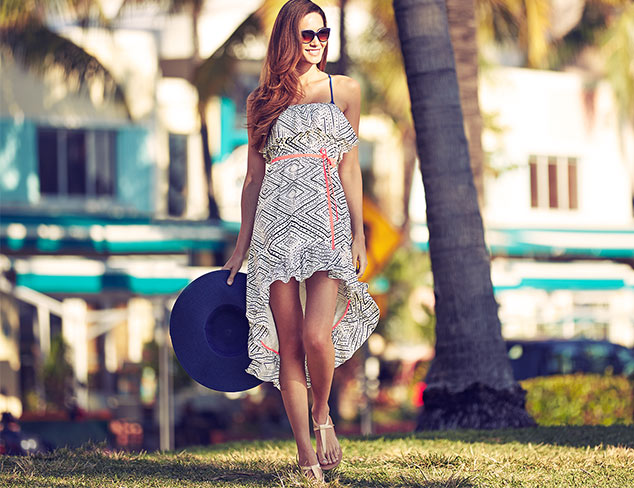 The Swim Shop: Resortwear & Coverups at MYHABIT