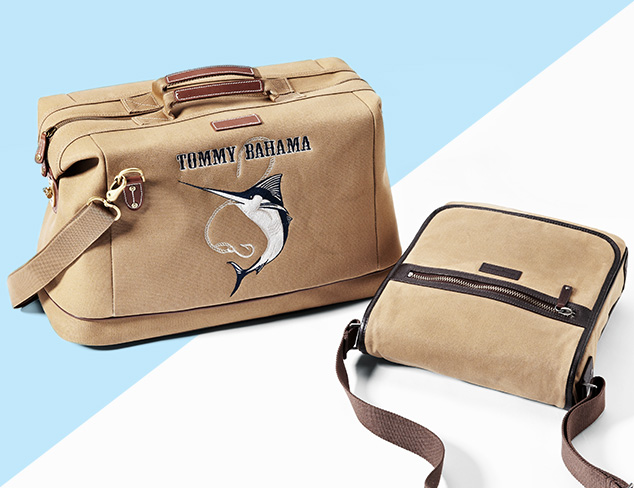 Tommy Bahama Bags & More at MYHABIT